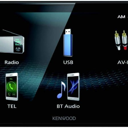 kenwood DMX125BT
